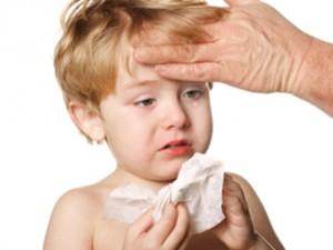 орви у детей - очень частое заболевание